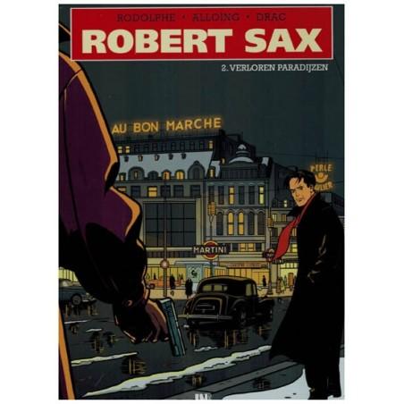 Robert Sax HC 02 Verloren paradijzen