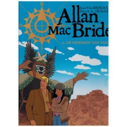 Allan Mac Bride HC 02 De geheimen van Walpi