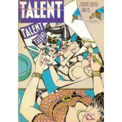 Talent 03 1e druk 1979