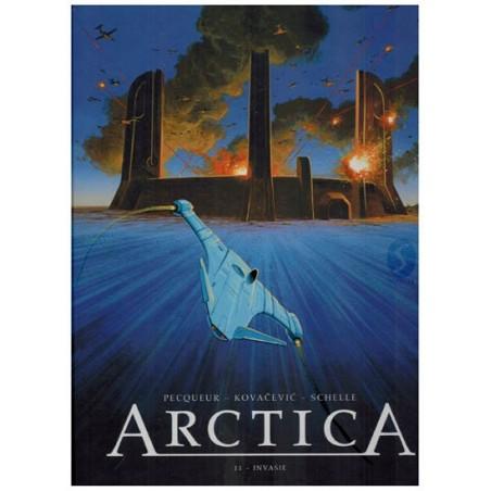 Arctica 11 HC Invasie