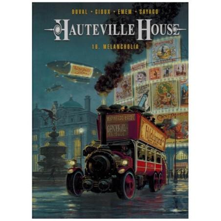Hauteville house 16 HC Melancholia