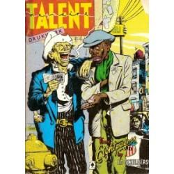 Talent 04 1e druk 1980 omslag iets beschadigd