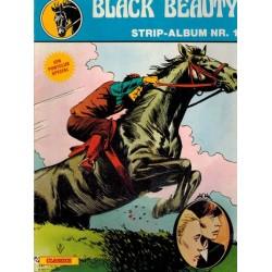 Black Beauty album 01 Het concours van Windsor 1e druk 1980
