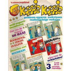 Koppie koppie 03 1e druk 1982