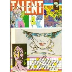 Talent 05 1e druk 1980