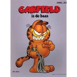 Garfield 023 Is de baas 1e druk 1990