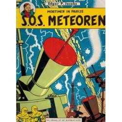 Blake & Mortimer L07 S.O.S. Meteoren 1e druk Helmond 1972