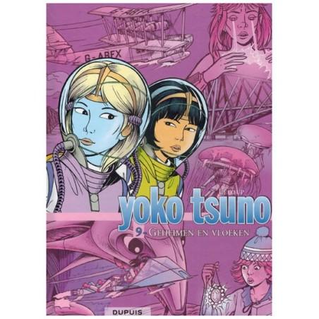 Yoko Tsuno   integraal 09 HC Geheimen en vloeken