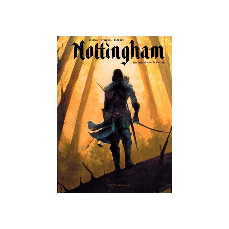 Nottingham 01 Het losgeld voor de koning