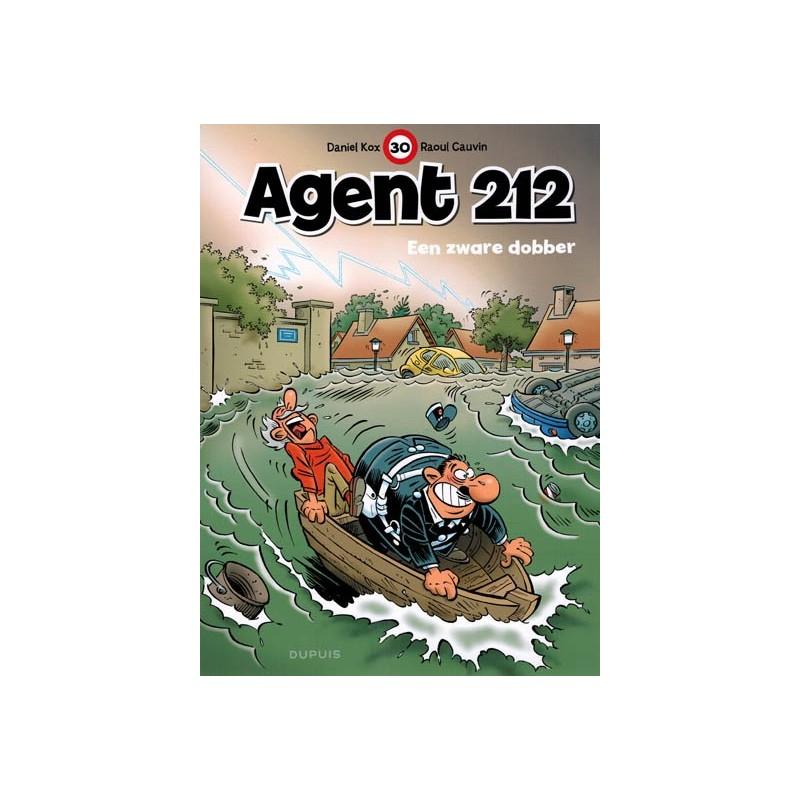 Agent 212  30 Een zware dobber