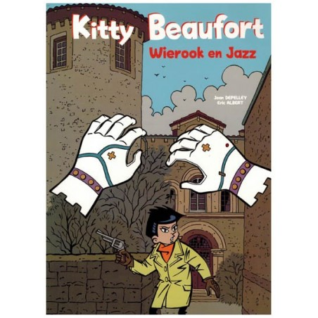 Kitty Beaufort 02 Wierook en jazz