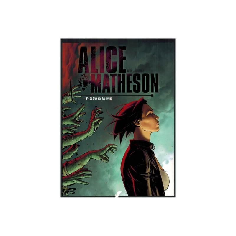 Alice Matheson 06 De bron van het kwaad