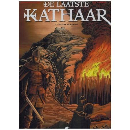 Laatste Kathaar  HC 04 De kerk van Satan