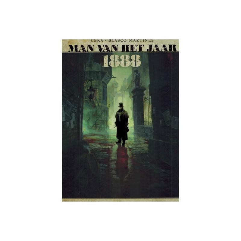 Man van het jaar 13 HC 1888 De echte Jack the Ripper