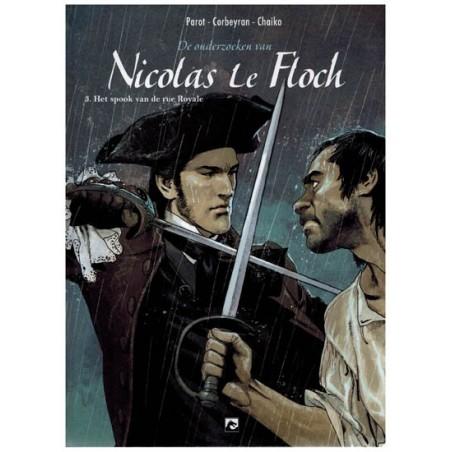 Nicolas le Floch HC 03 Het spook van de rue Royale