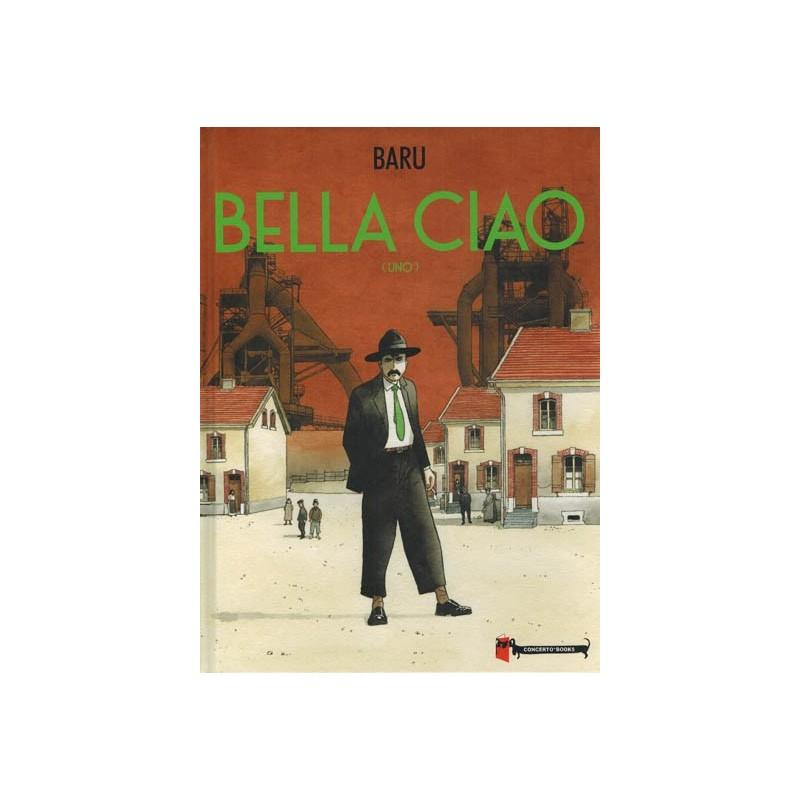 Baru strips HC Bella ciao