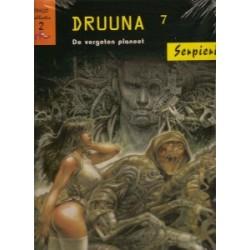 Druuna 07 HC<br>De vergeten planeet<br>1e druk 2003