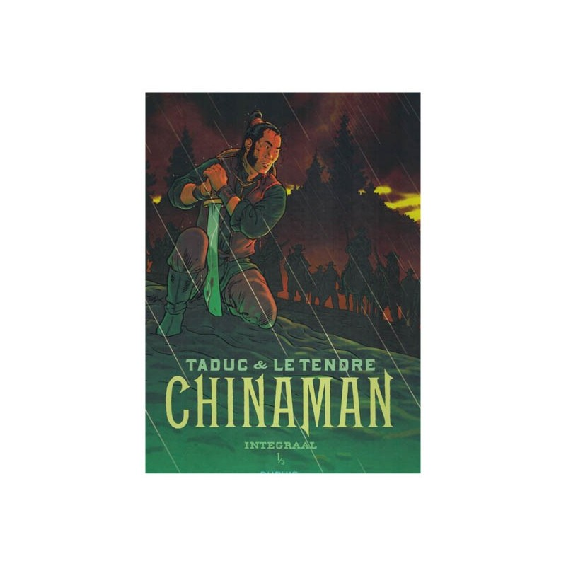 Chinaman  integraal 01 HC