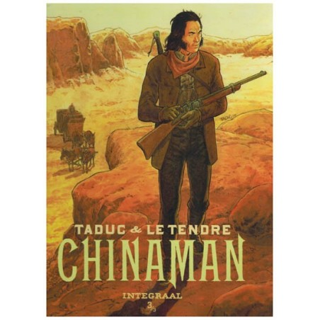 Chinaman  integraal 03 HC