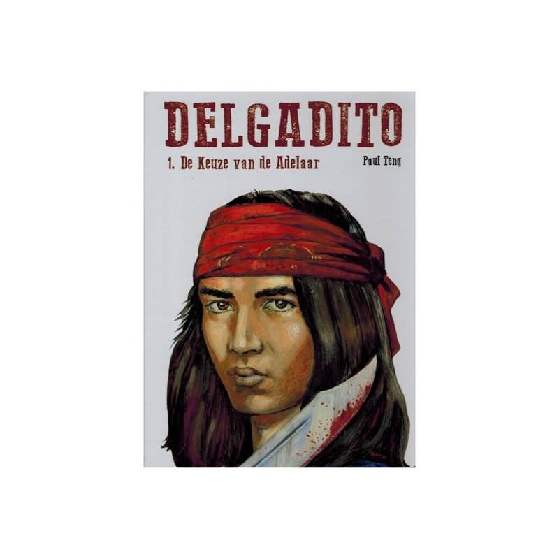 Delgadito  set HC deel 1 t/m 4