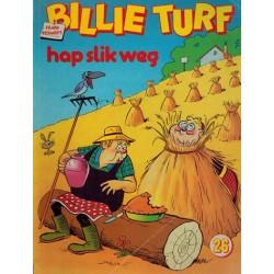 Billie Turf 26 Hap slik weg 1e druk 1983