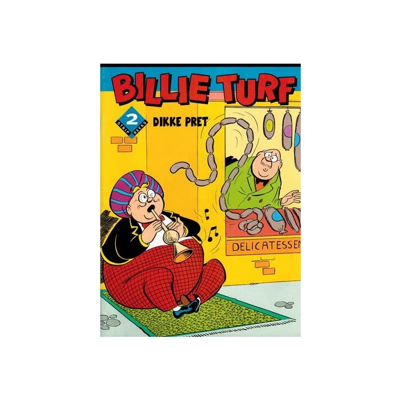 Billie Turf Stripreeks 02 Dikke pret 1e druk 2002