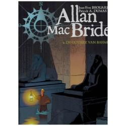 Allan Mac Bride 01 De odyssee van Bahmes