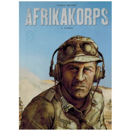 Afrikakorps 02 HC Crusader