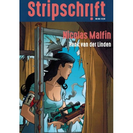Stripschrift 466