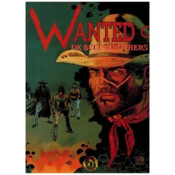 Wanted set deel 1 t/m 5 1e drukken 1005-2001
