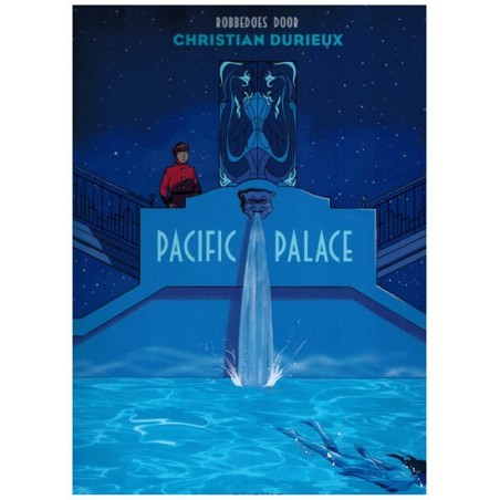 Robbedoes  Oneshot 18 Pacific Palace
