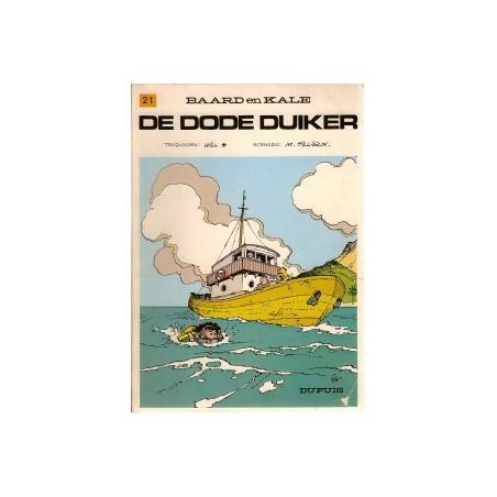 Baard en Kale 21<br>De dode duiker<br>herdruk 1978