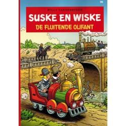 Suske & Wiske  356 De fluitende olifant (naar Willy Vandersteen)