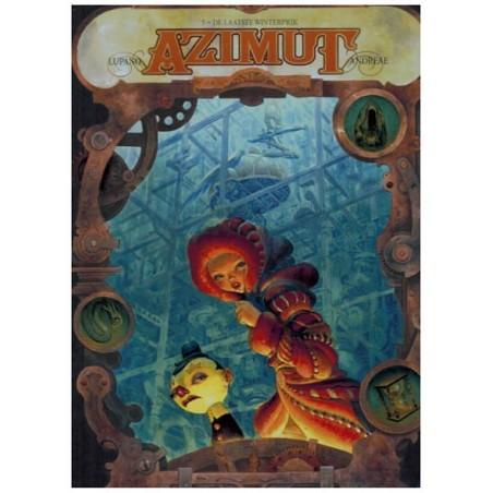 Azimut HC 05 De laatste winterprik