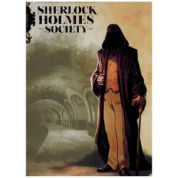 Sherlock Holmes Society HC 03 In nomine Dei (Collectie 1800)