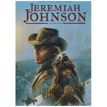 Jeremiah Johnson HC 01