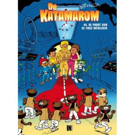 Katamarom  44 De poort van de twee werelden