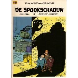 Baard en Kale 16<br>De spookschaduw<br>herdruk 1977