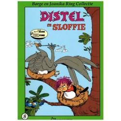 Favoriet reeks 08 Distel en Sloffie 1e druk 2020