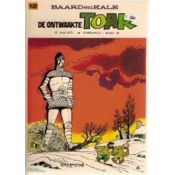 Baard en Kale 12<br>De ontwaakte Toar<br>herdruk 1980
