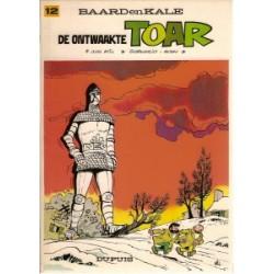 Baard en Kale 12<br>De ontwaakte Toar<br>herdruk 1976