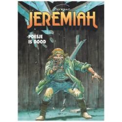 Jeremiah luxe HC 29 Poesje is dood 1e druk 2010
