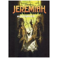 Jeremiah luxe HC 30 Mister Fiftyfifty 1e druk 2011