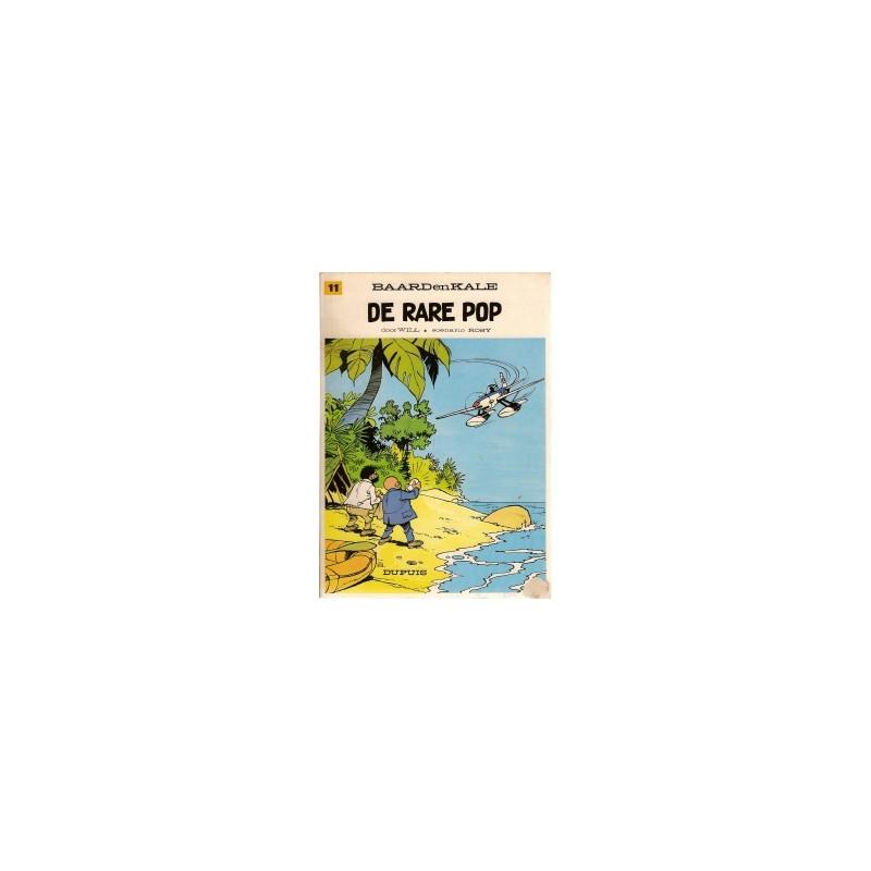Baard en Kale 11 De rare pop herdruk 1975