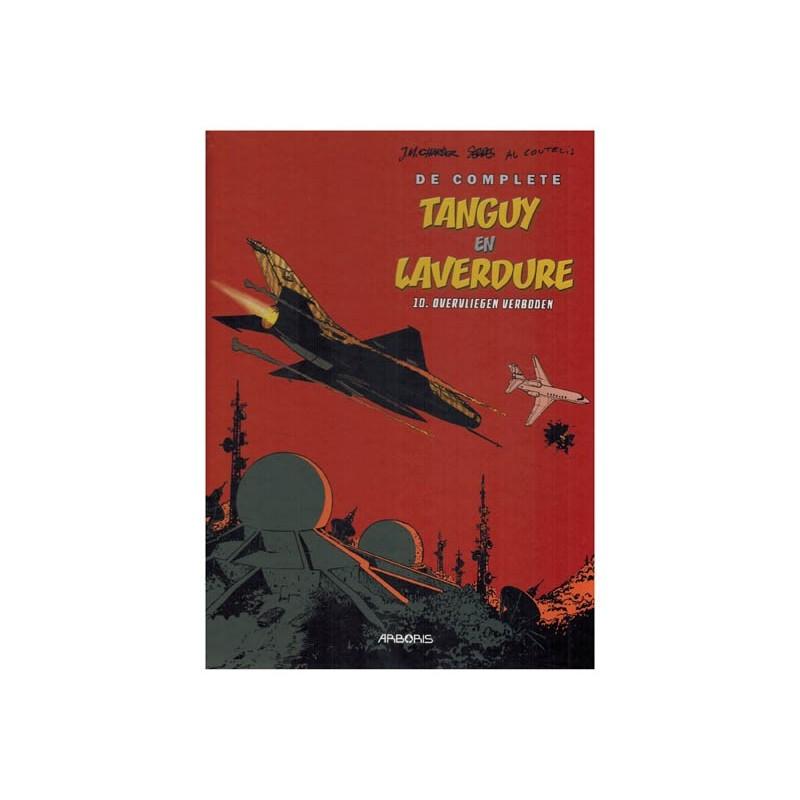 Tangy & Laverdure    integraal HC 10 Overvliegen verboden