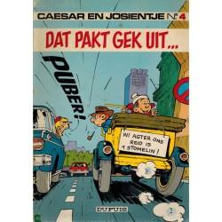 Caesar en Josientje 04% Dat pakt gek uit... 1e druk 1974