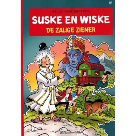 Suske & Wiske  357 De zalige ziener (naar Willy Vandersteen)