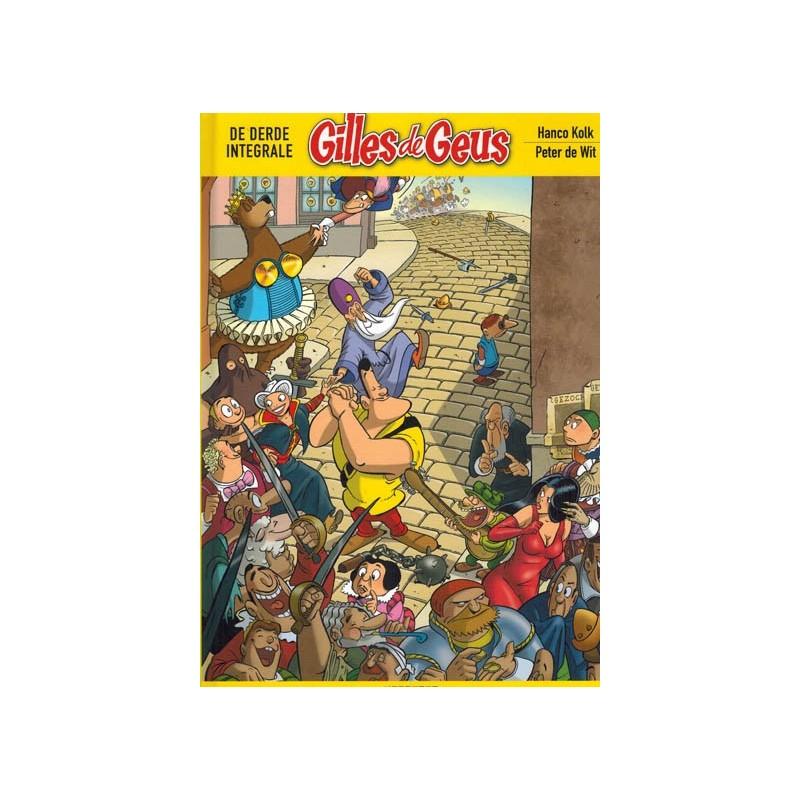 Gilles de Geus  integraal HC 03