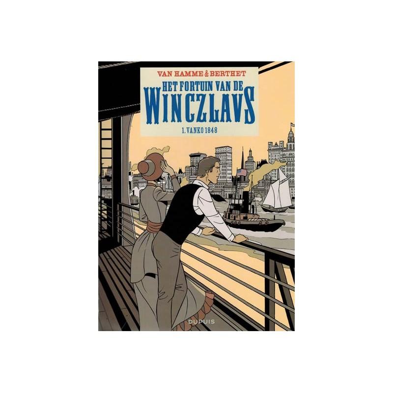 Largo Winch  Het fortuin van de Winczlavs 01 Vanko 1848