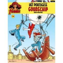 Franka 14 Het Portugese goudschip (herziene uitgave 2013)